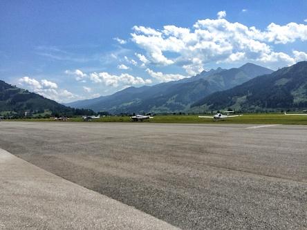 Flugplatz Zell am See (LOWZ)