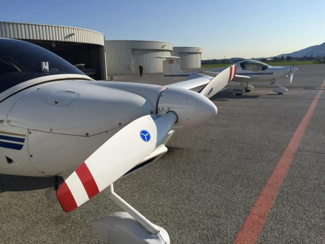 GAC Flughafen Salzburg (LOWS)