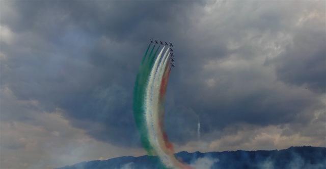 frecce_tricolori