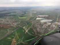 Maribor Airport Long Final