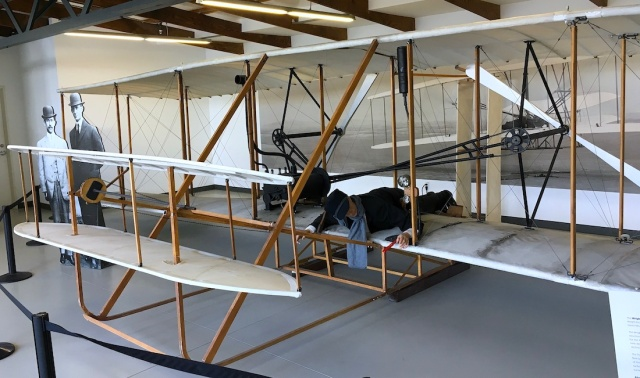Wright_Flyer_Replica